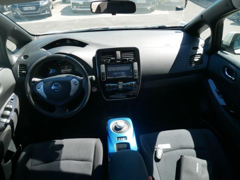 Nissan Leaf 24KWH DESIGN EDITION Panneau Solaire Blanc occasion à Toulouse - photo n°11