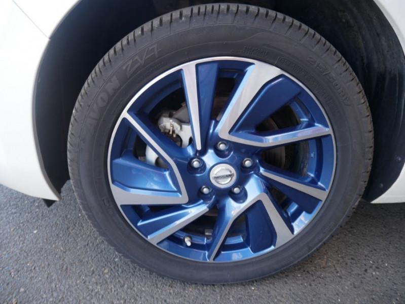 Nissan Leaf 24KWH DESIGN EDITION Panneau Solaire Blanc occasion à Toulouse - photo n°18