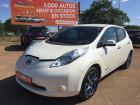 Nissan Leaf 24KWH DESIGN EDITION Blanc à Lescure-d'Albigeois 81