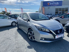 Nissan Leaf Gris, garage BHD AUTO à Biganos