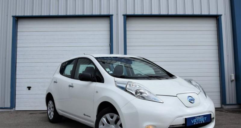 Nissan Leaf Electric 109cv visia  occasion à Crémieu