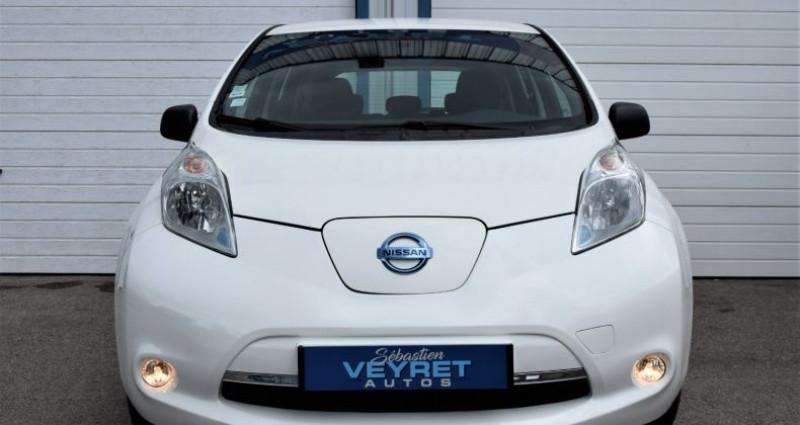 Nissan Leaf Electric 109cv visia  occasion à Crémieu - photo n°2
