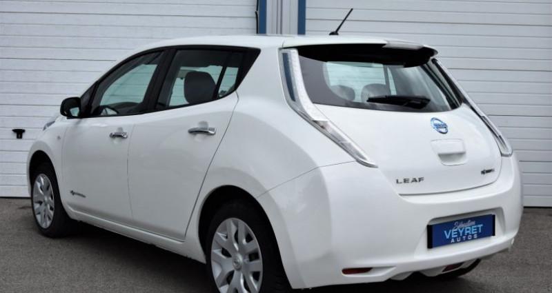 Nissan Leaf Electric 109cv visia  occasion à Crémieu - photo n°3