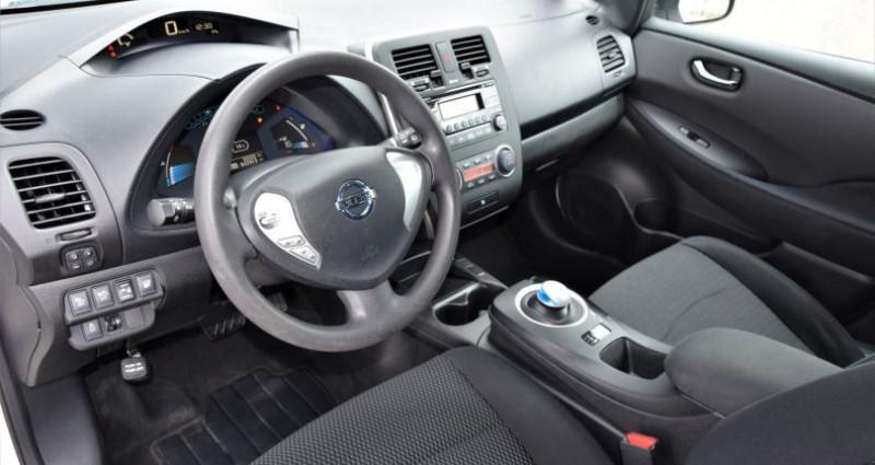 Nissan Leaf Electric 109cv visia  occasion à Crémieu - photo n°5
