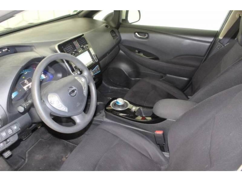 Nissan Leaf Electrique 24kWh Acenta Bleu occasion à Tarbes - photo n°5