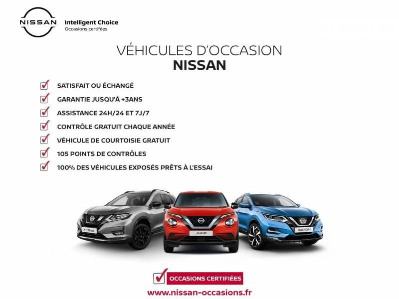 Nissan Leaf Electrique 24kWh Acenta Bleu occasion à Tarbes - photo n°14