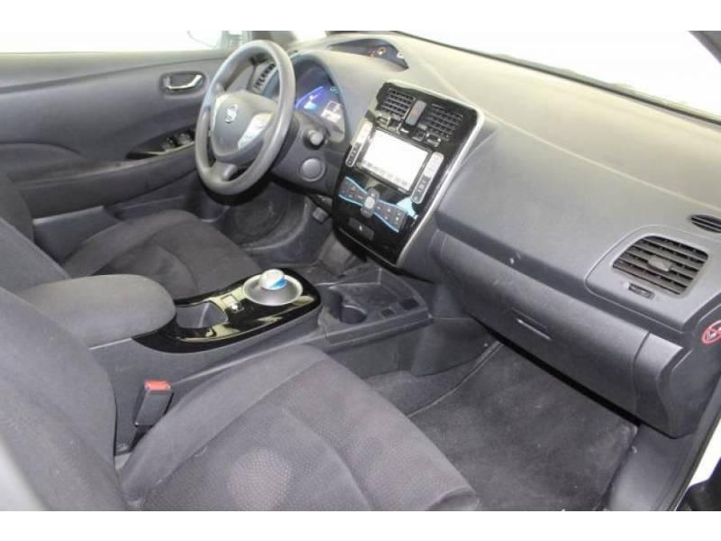 Nissan Leaf Electrique 24kWh Acenta Bleu occasion à Tarbes - photo n°7