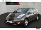 Nissan Leaf Electrique 24kWh Acenta Marron à Angoulins 17