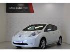 Nissan Leaf Electrique 30kWh Acenta Blanc à Limoges 87