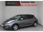 Nissan Leaf Electrique 30kWh Acenta Gris à Lescar 64