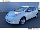 Nissan Leaf Electrique 30kWh Acenta Blanc à Chauray 79