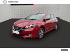 Nissan Leaf Electrique 40kWh Acenta Rouge à Chauray 79