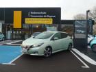 Nissan Leaf Electrique 40kWh N-Connecta Gris à BAYEUX 14
