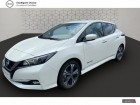 Nissan Leaf Electrique 40kWh N-Connecta Blanc à Chauray 79