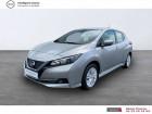 Nissan Leaf Electrique 40kWh Visia Gris à Chauray 79