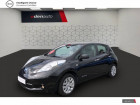 Nissan Leaf Electrique Visia Pack Noir à Auch 32