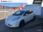 Nissan Leaf LEAF 24kWh DESIGN EDITION       BATTERIE INCLUSE PAS DE LOCA Blanc à Dieppe 76