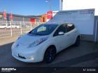 Nissan Leaf LEAF 24kWh DESIGNE EDITION       BATTERIE INCLUSE PAS DE LOC Blanc à Dieppe 76