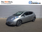 Nissan Leaf Leaf Electrique 24kWh Tekna 5p Gris à Meythet 74