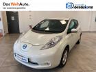 Nissan Leaf Leaf Electrique 24kWh Visia Pack 5p Blanc à Meythet 74