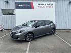 Nissan Leaf Leaf Electrique 40kWh 10ème Anniversaire 5p Gris 2021 - annonce de voiture en vente sur Auto Sélection.com