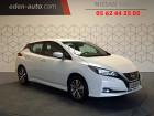 Nissan Leaf Leaf Electrique 40kWh Acenta 5p Blanc à Tarbes 65