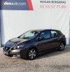 Nissan Leaf Leaf Electrique 40kWh Acenta 5p Bronze à Bergerac 24