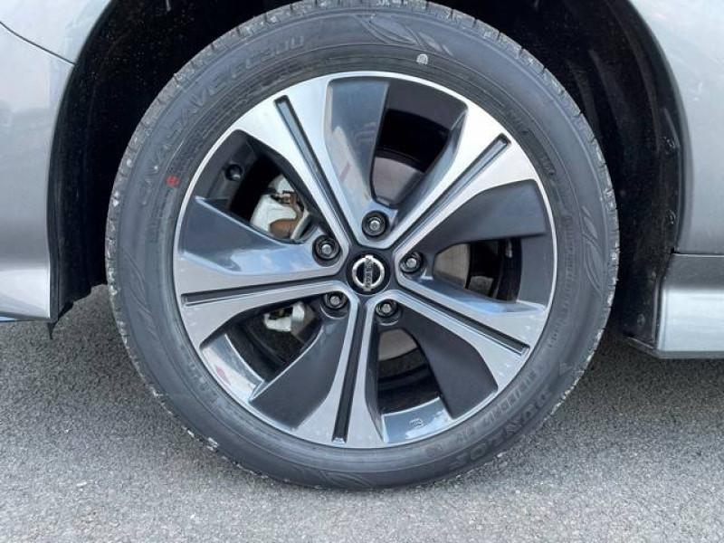 Nissan Leaf Leaf Electrique 62kWh Tekna 5p Gris occasion à Champniers - photo n°13