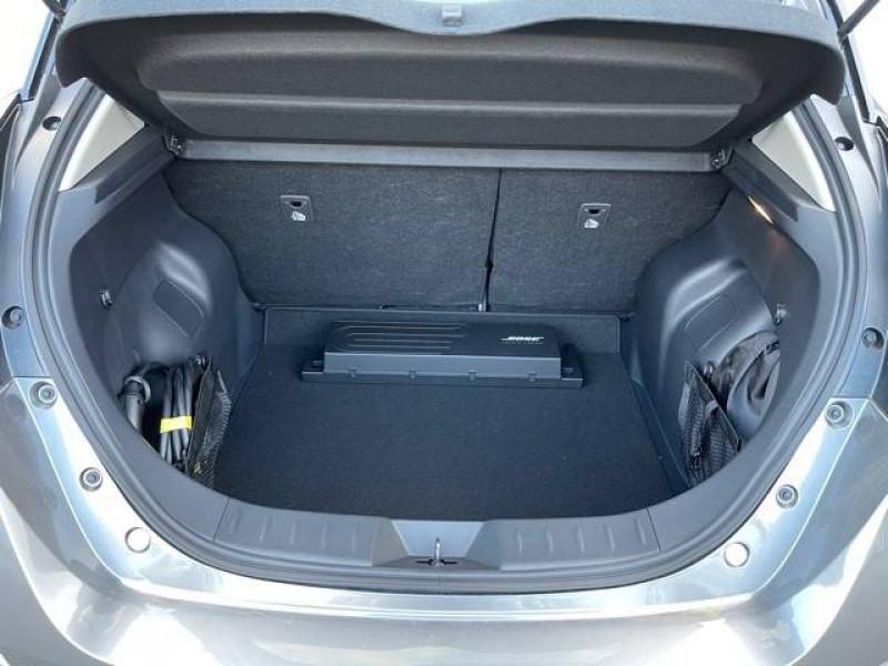Nissan Leaf Leaf Electrique 62kWh Tekna 5p Gris occasion à Champniers - photo n°10