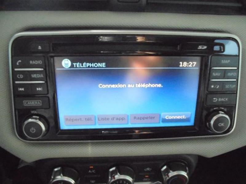 Nissan Micra 0.9 IG-T 90ch N-Connecta GPS Blanc occasion à Samoreau - photo n°6