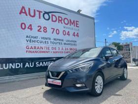 Nissan Micra Gris, garage AUTODROME à Marseille 10