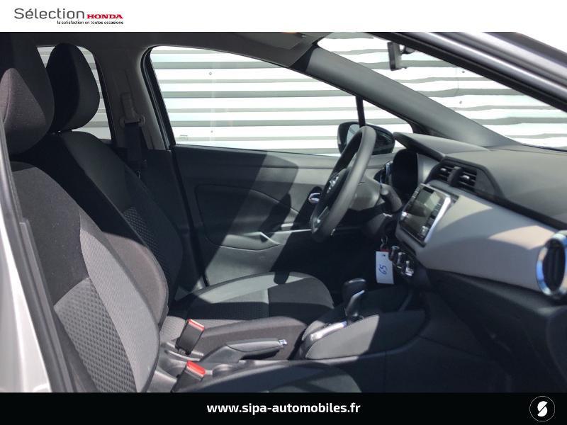 Nissan Micra 1.0 IG-T 100ch N-TEC Xtronic 2020 Argent occasion à Mérignac - photo n°5