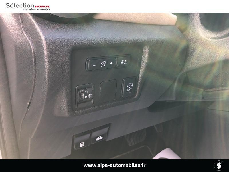 Nissan Micra 1.0 IG-T 100ch N-TEC Xtronic 2020 Argent occasion à Mérignac - photo n°16