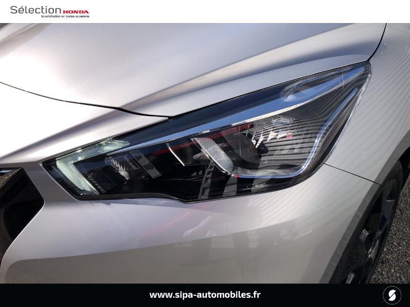 Nissan Micra 1.0 IG-T 100ch N-TEC Xtronic 2020 Argent occasion à Mérignac - photo n°10