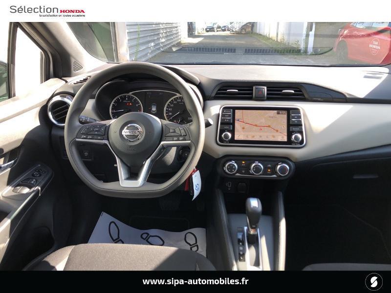 Nissan Micra 1.0 IG-T 100ch N-TEC Xtronic 2020 Argent occasion à Mérignac - photo n°2