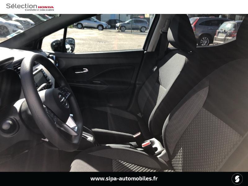 Nissan Micra 1.0 IG-T 100ch N-TEC Xtronic 2020 Argent occasion à Mérignac - photo n°9