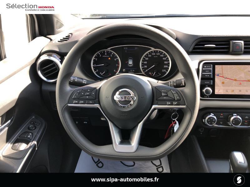 Nissan Micra 1.0 IG-T 100ch N-TEC Xtronic 2020 Argent occasion à Mérignac - photo n°6