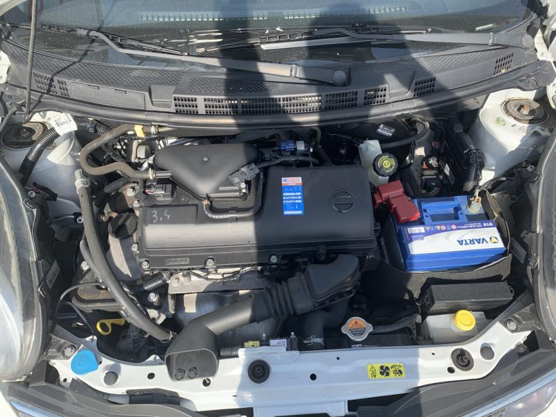 Nissan Micra 1.2 65ch Connect Edition 3p Blanc occasion à Marseille 10 - photo n°5