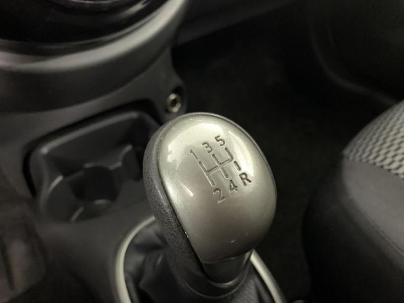 Nissan Micra 1.2 80 ACENTA Rouge occasion à Verfeil - photo n°7