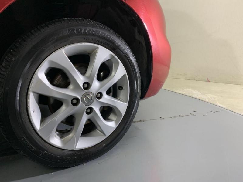 Nissan Micra 1.2 80 ACENTA Rouge occasion à Verfeil - photo n°17