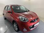 Nissan Micra 1.2 80 ACENTA Rouge à Verfeil 31