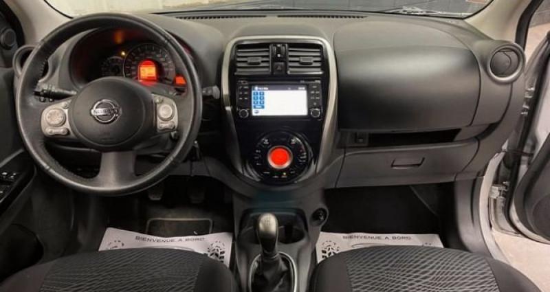 Nissan Micra 1.2 80 CH N-TECH 12/2016 1ere Main  occasion à Cosnes Et Romain - photo n°4