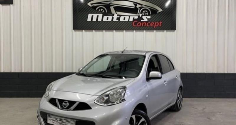 Nissan Micra 1.2 80 CH N-TECH 12/2016 1ere Main  occasion à Cosnes Et Romain