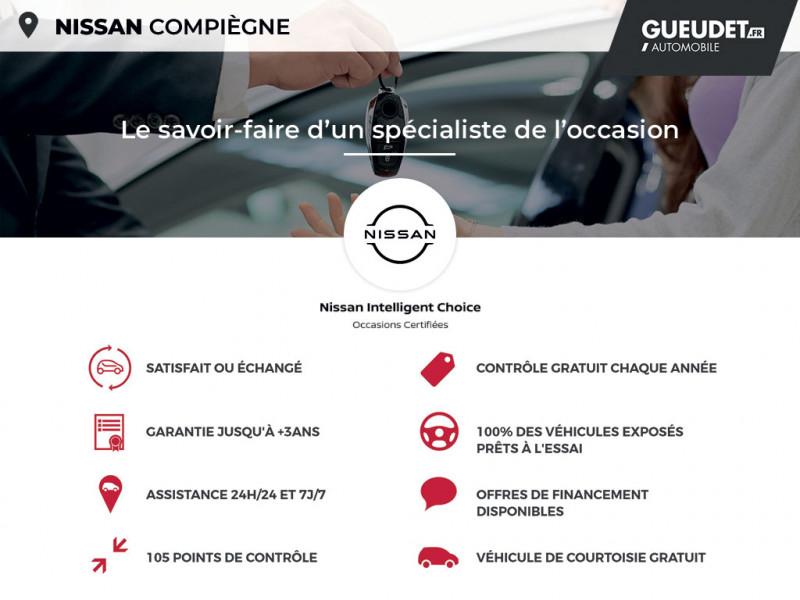 Nissan Micra 1.2 80ch Connect Edition Violet occasion à Venette - photo n°18