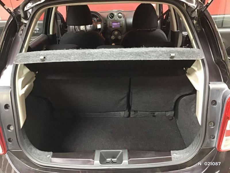 Nissan Micra 1.2 80ch Connect Edition Violet occasion à Venette - photo n°14
