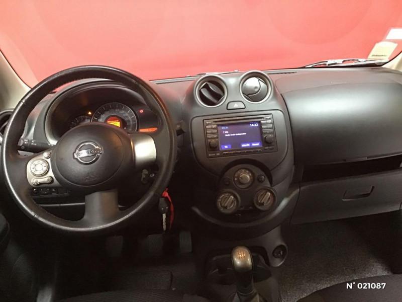 Nissan Micra 1.2 80ch Connect Edition Violet occasion à Venette - photo n°10