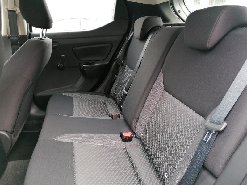 Nissan Micra 1.2 80ch Visia Pack Euro6 Gris occasion à Fleury-les-Aubrais - photo n°16