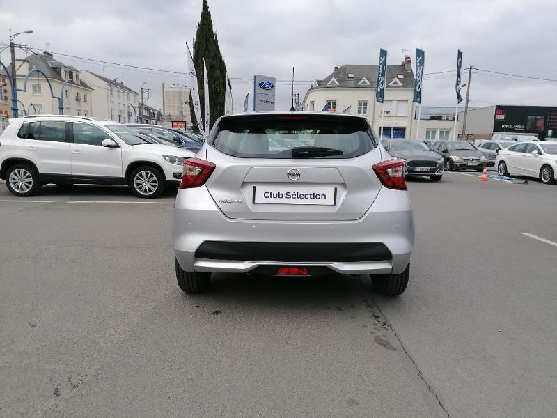 Nissan Micra 1.2 80ch Visia Pack Euro6 Gris occasion à Fleury-les-Aubrais - photo n°5