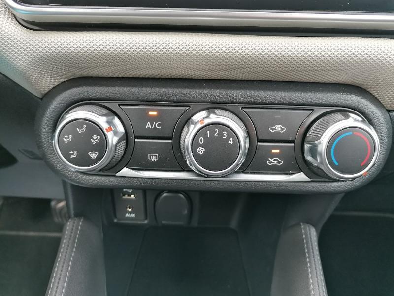 Nissan Micra 1.2 80ch Visia Pack Euro6 Gris occasion à Fleury-les-Aubrais - photo n°10
