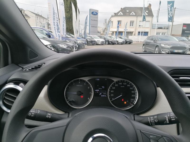 Nissan Micra 1.2 80ch Visia Pack Euro6 Gris occasion à Fleury-les-Aubrais - photo n°12